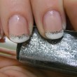 Traditional French Manicure with a Twist